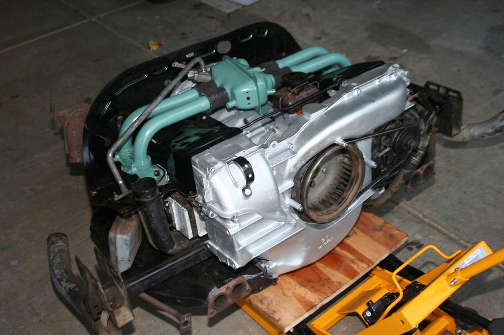 Vw Bus Engine Rebuild Scott Mclean Flickr
