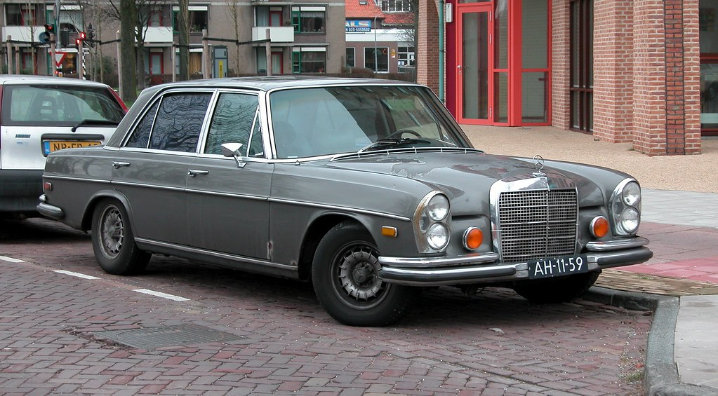 1972 mercedes benz 300 sel 4 5 1972 mercedes benz 300 for Mercedes benz 1972