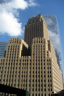 NYC - Financial District: Barclay-Vesey Building | by wallyg