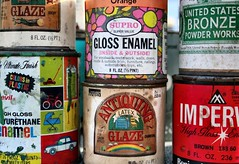 Vintage Paint Cans 016 | by Bree Bailey