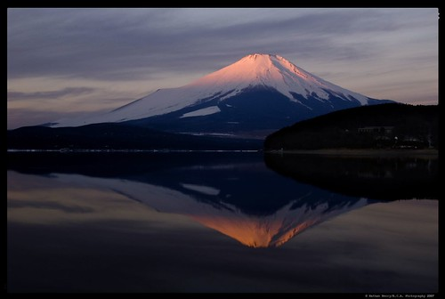 Fuji-san Sunrise | by Nate-san