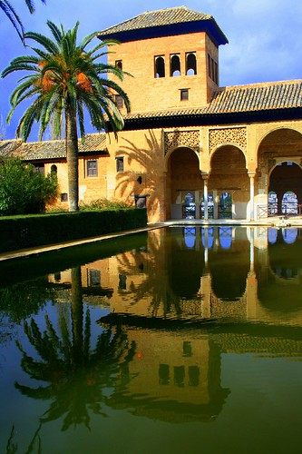 Ladies Tower at the Alhambra | by Andrew E. Larsen