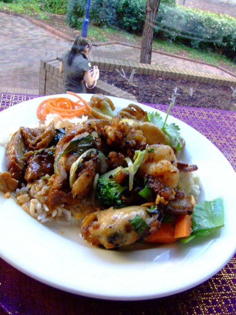 Thai Restaurant Near Woodruff Art Center