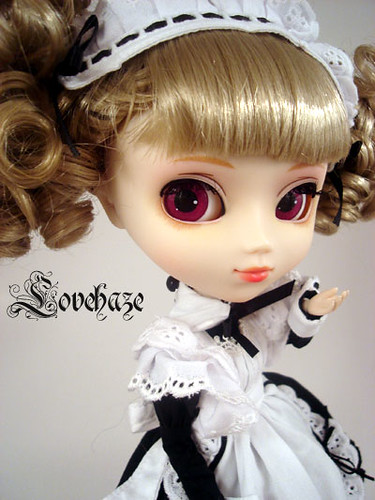 Pullip Doll Stica 12″ Before Customization – Omocha Crush