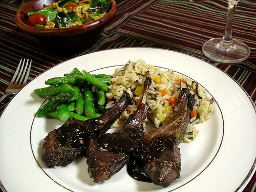 Lamb chops | by Blue Lotus
