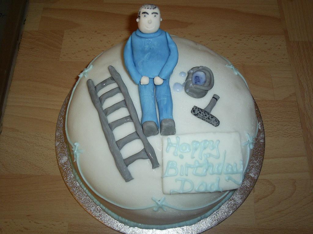 Dad Cake Pan