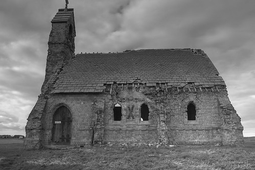 Cottam - Abanoned Church | by paul.lindley