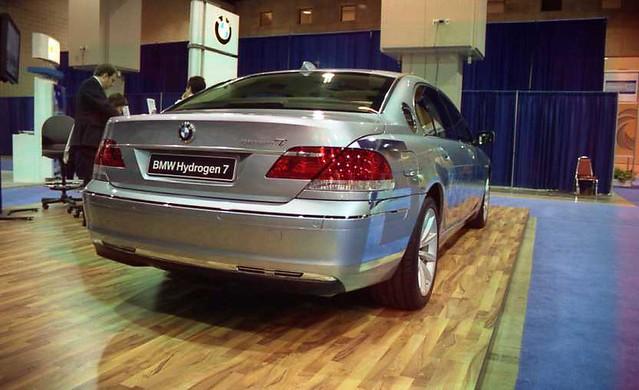 New Bmw Hydrogen Car