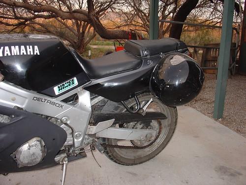 Yamaha Fzr Helmet Lock
