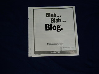 LA Times plugs its blogs? | by hereinmalibu