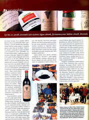 Ev Sarabi on Gusto Magazine