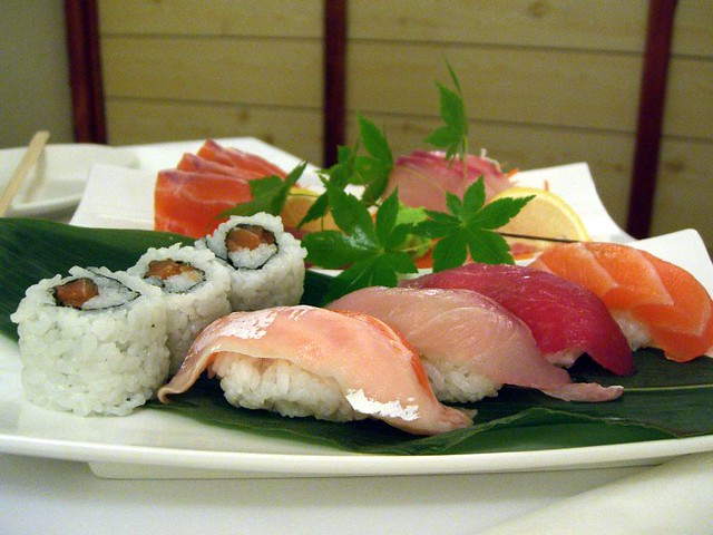 Sushi Cafe Menu Ocmd