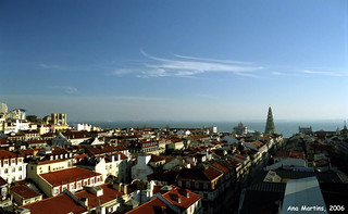 Lisboa - Vista do Elevador de Sta. Justa (I) | by ana_cranberry