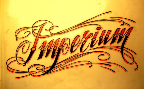 Logo for Imperium snowboards | by Da Real Mr.T aka Tom von Lucky