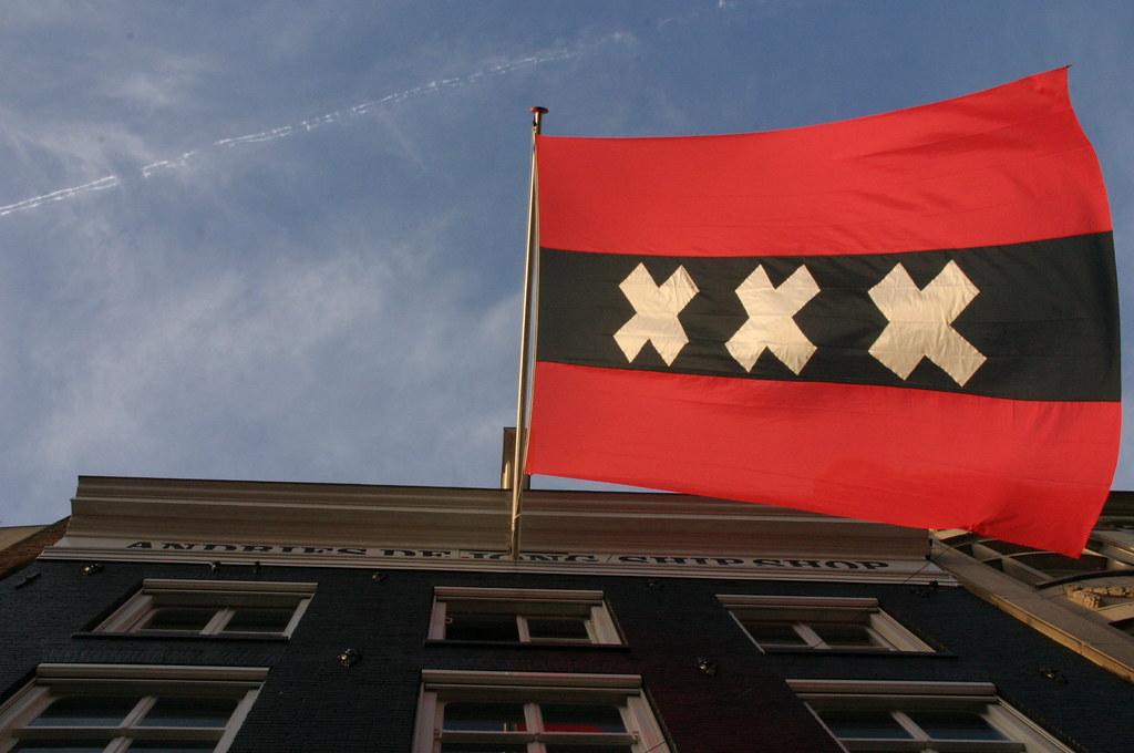amsterdam xxx flag 2 gwendal danguy des deserts flickr. Black Bedroom Furniture Sets. Home Design Ideas