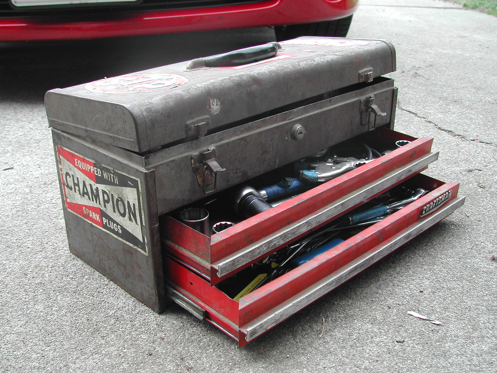 Family Heirloom My Dad Brought Me My Uncle S Old Toolbox
