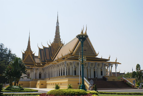 Royal Palace @ Phnom Penh, Cambodia | by alex.ch