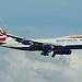 British Airways G-CIVX