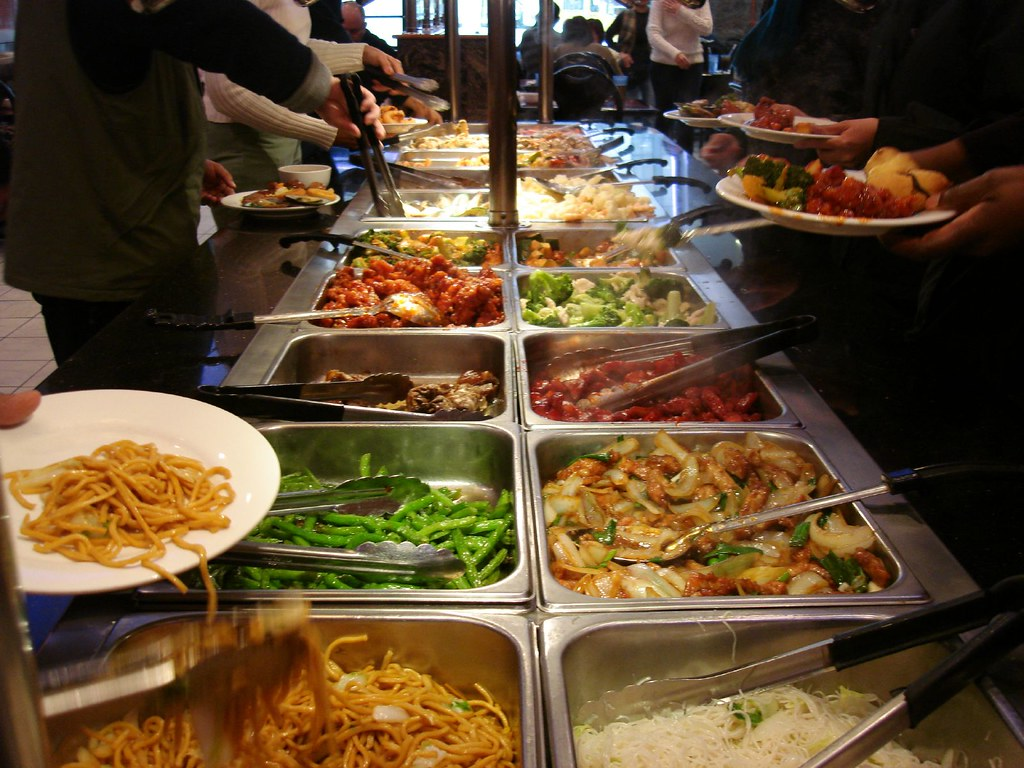 Chinese mid town buffet nyc read the midtown lunch for Asian cuisine buffet