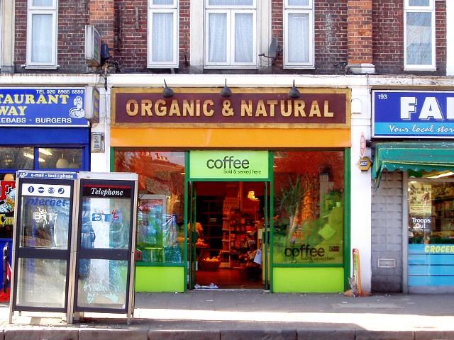 Natural Health Organic Foods