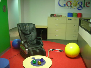 Google Corner Lounge | by Si1very