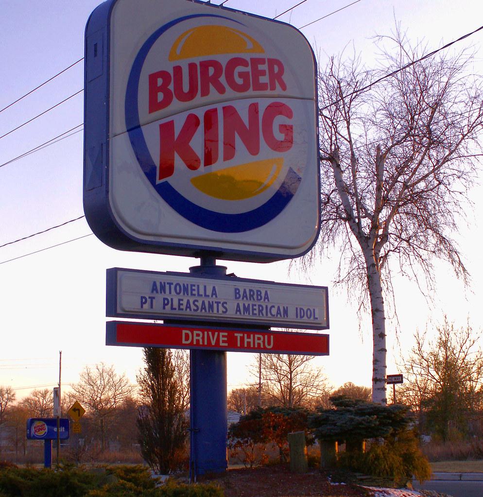 "If Burger King Sponsored American Idol - ""Antonella Barba …   Flickr"