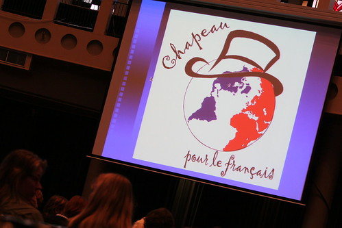 Congres Frans begins | by Ewan McIntosh