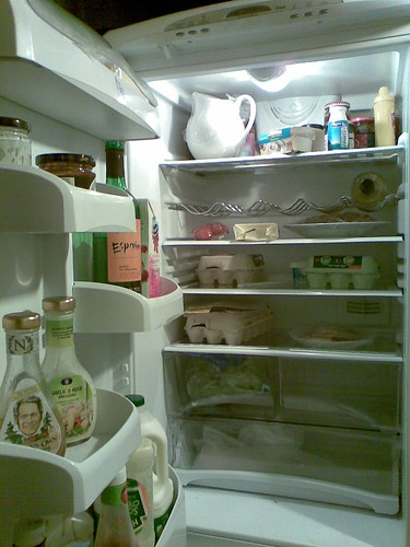 The contents of my fucking fridge | by Stevie-B