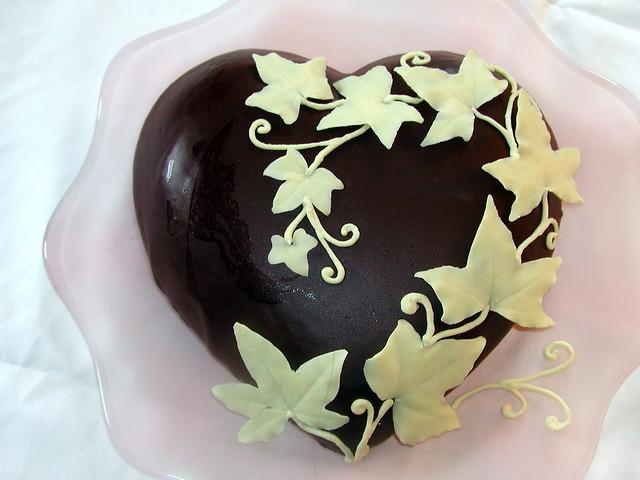 Glazed Chocolate Cake Munchkin