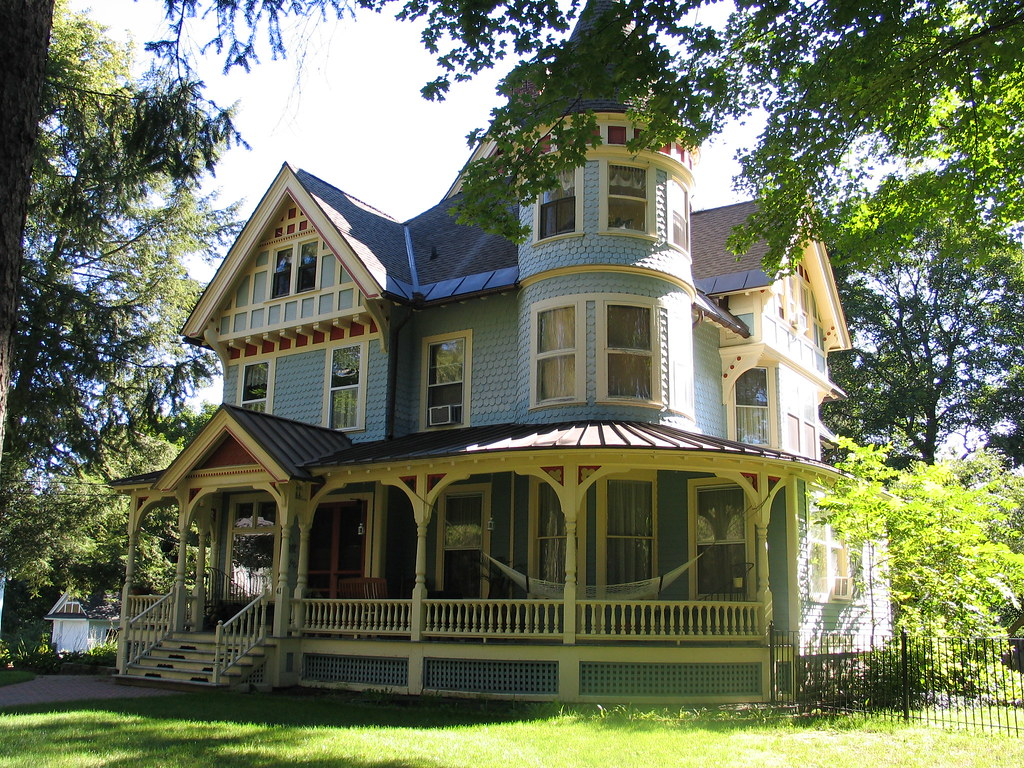 Classic Victorian home | Flickr - Photo Sharing!