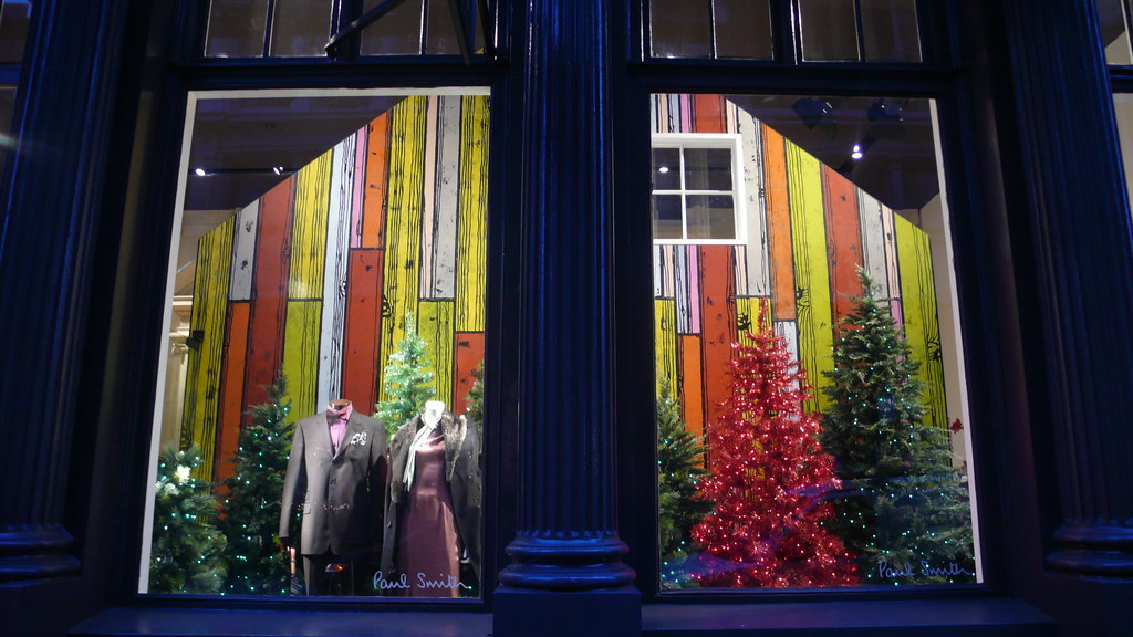 Paul Smith Window