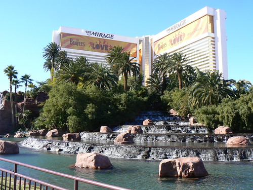 The Mirage casino | by beamadelica