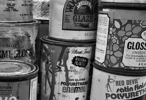 Vintage Paint Cans 006 | by Bree Bailey