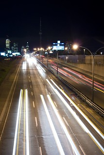 Gardiner at Night | by BeThenPhotos