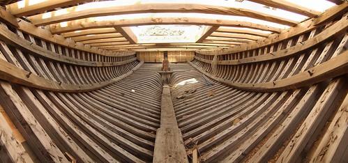 Casco de barco madera clavos de cobre y estopa - Clavos de cobre ...