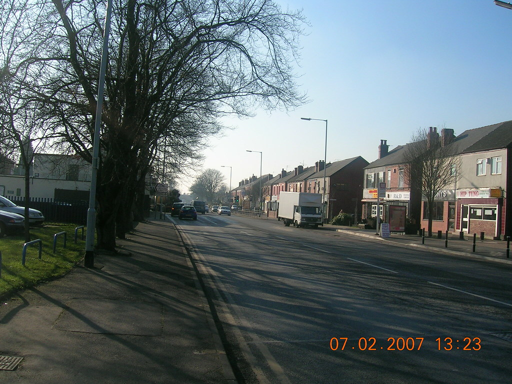 Cheadle Heath  Bed Propertys For Sale