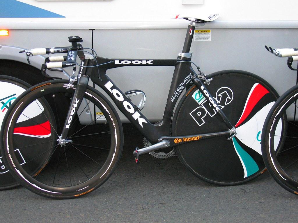Credit Agricole Look Tt Bike Frank Flickr