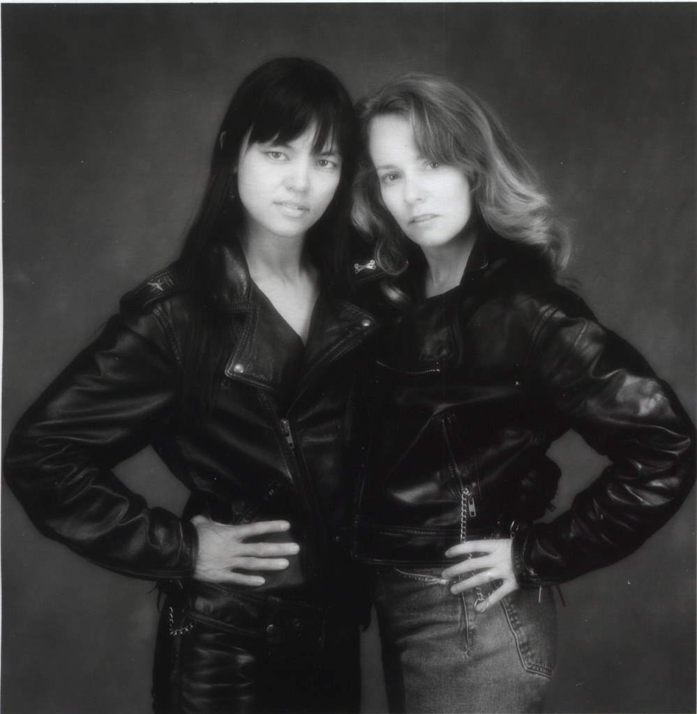 Lesbian In Leather 60