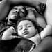 Daddy & Baby Sweet Slumber