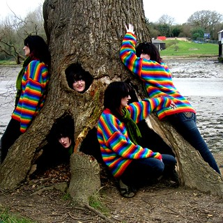 365 Days - Day 71 - Hippy Tree Huggers | by Auntie P