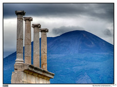 Vesuvius and Pompeii | by MorBCN
