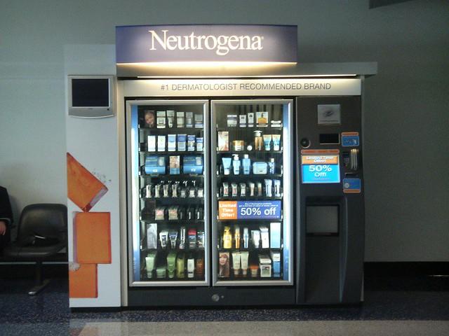 Cosmetics Vending Machine Dfw Scott Smith Flickr