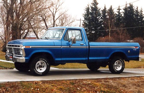 New Ford Truck >> 1974 Ford 4x4 truck | Didn't have it for long, but I think t… | Flickr