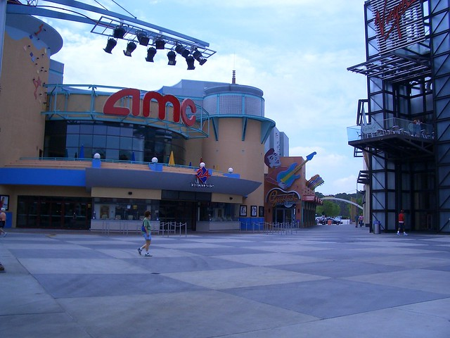Downtown Disney Amc Theater Just A Movie Theater Flickr Photo Sharing