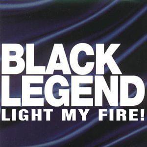 Black Legend Light My Fire Club Mix Allan Macdonald