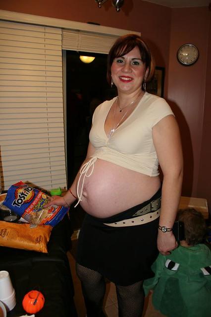Pregnant hooker