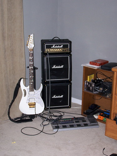 another jem gnx4 marshall mini stack picture one of a flickr. Black Bedroom Furniture Sets. Home Design Ideas