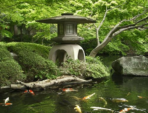 своими руками японский сад