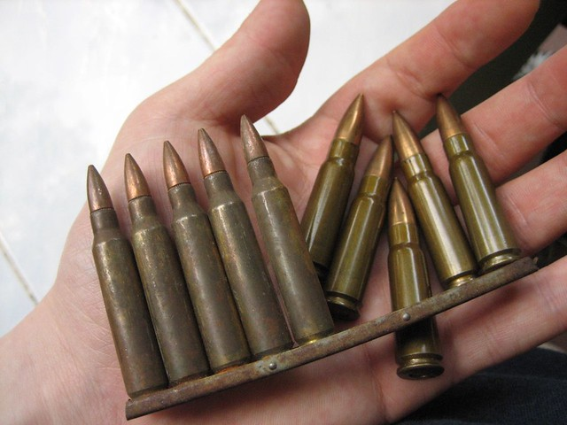 Mike Dudely Weapons - Centerfire Rifle Cartridges