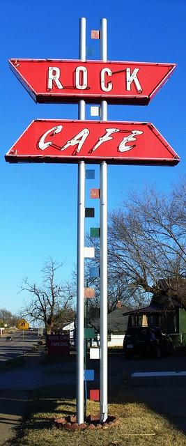 Rock Cafe Stroud Ok